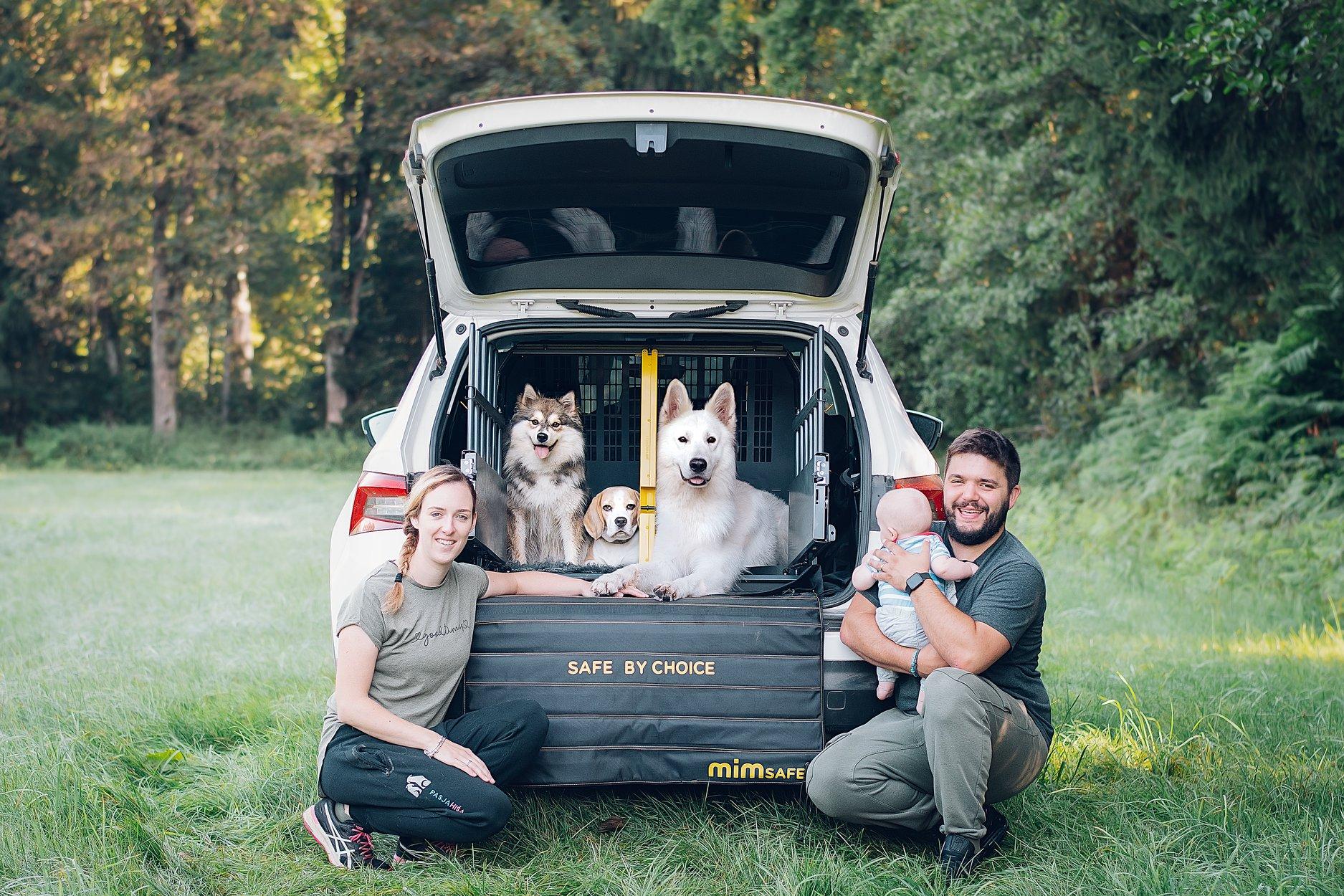 Varen prevoz psov